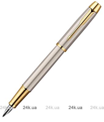 Ручка Parker IM Brushed Metal GT FP F 20 312T